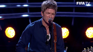 Noel Gallagher FIFA Best Awards 2018