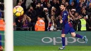 Lionel Messi Barcelona Alaves LaLiga 28012018