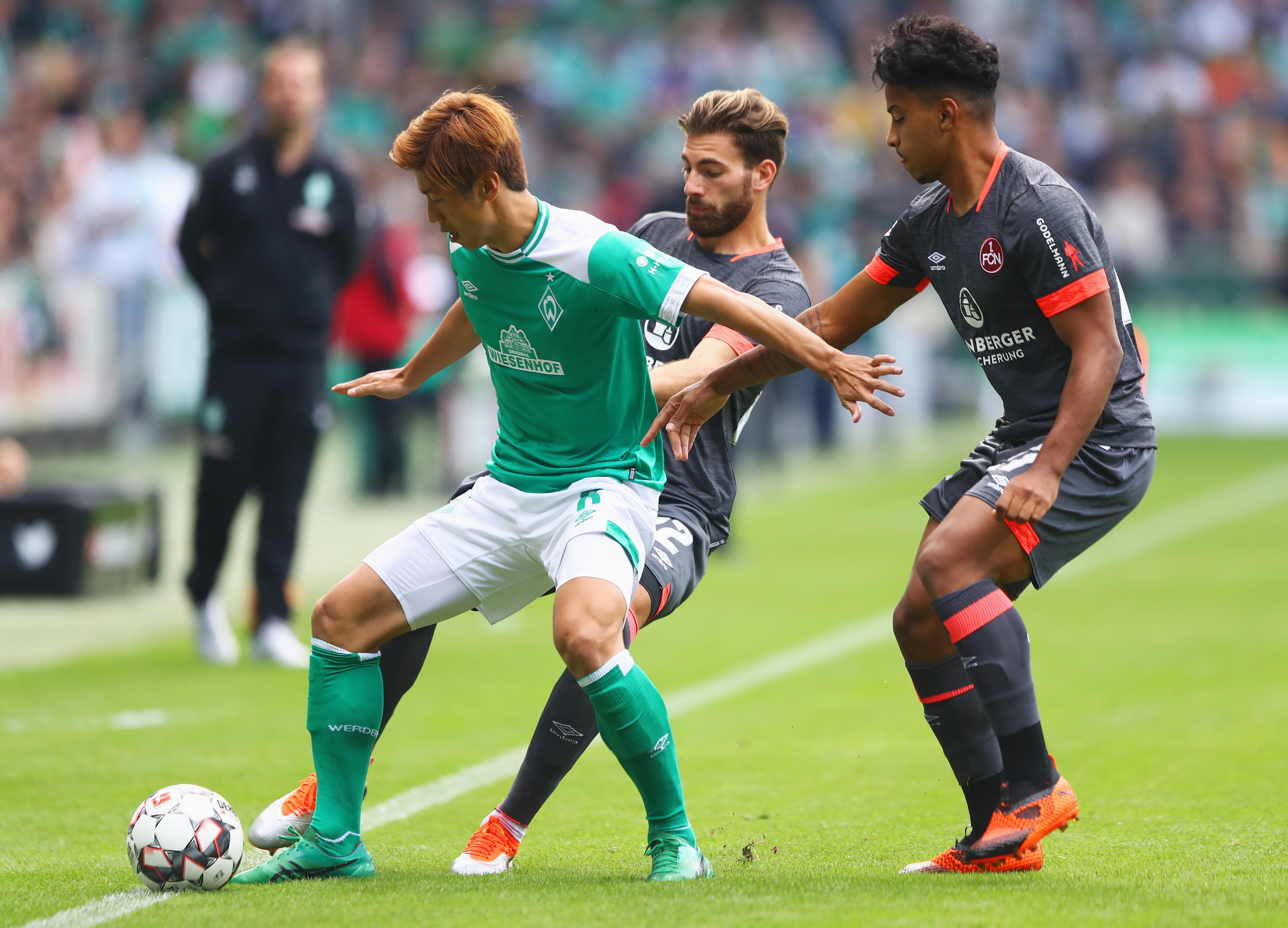 Yuya Osako Werder Bremen