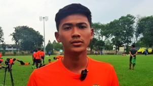 Hariz Mansor, Malaysia U-16, AFC U-16 Championship, 19092018