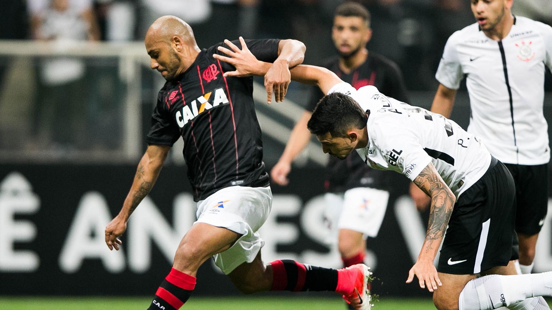 Jonathan Corinthians Atletico-PR Brasileirao Serie A 15072017