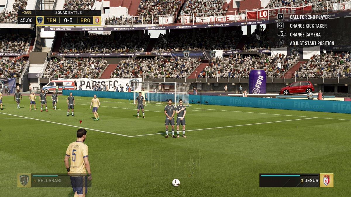 FIFA Free Kick