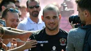 Wesley Sneijder Ligue 1 Football
