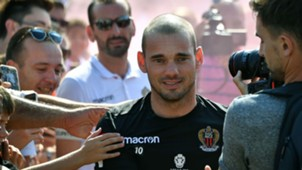 Wesley Sneijder Ligue 1 Football