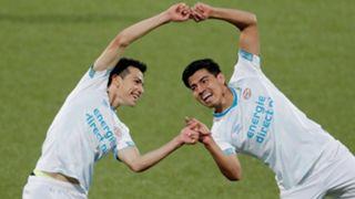 Hirving Lozano - Erick Gutiérrez PSV