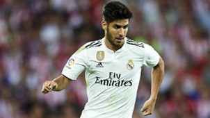 Asensio Real Madrid Roma Champions League