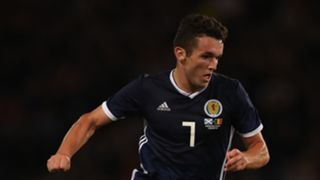 John McGinn Scotland