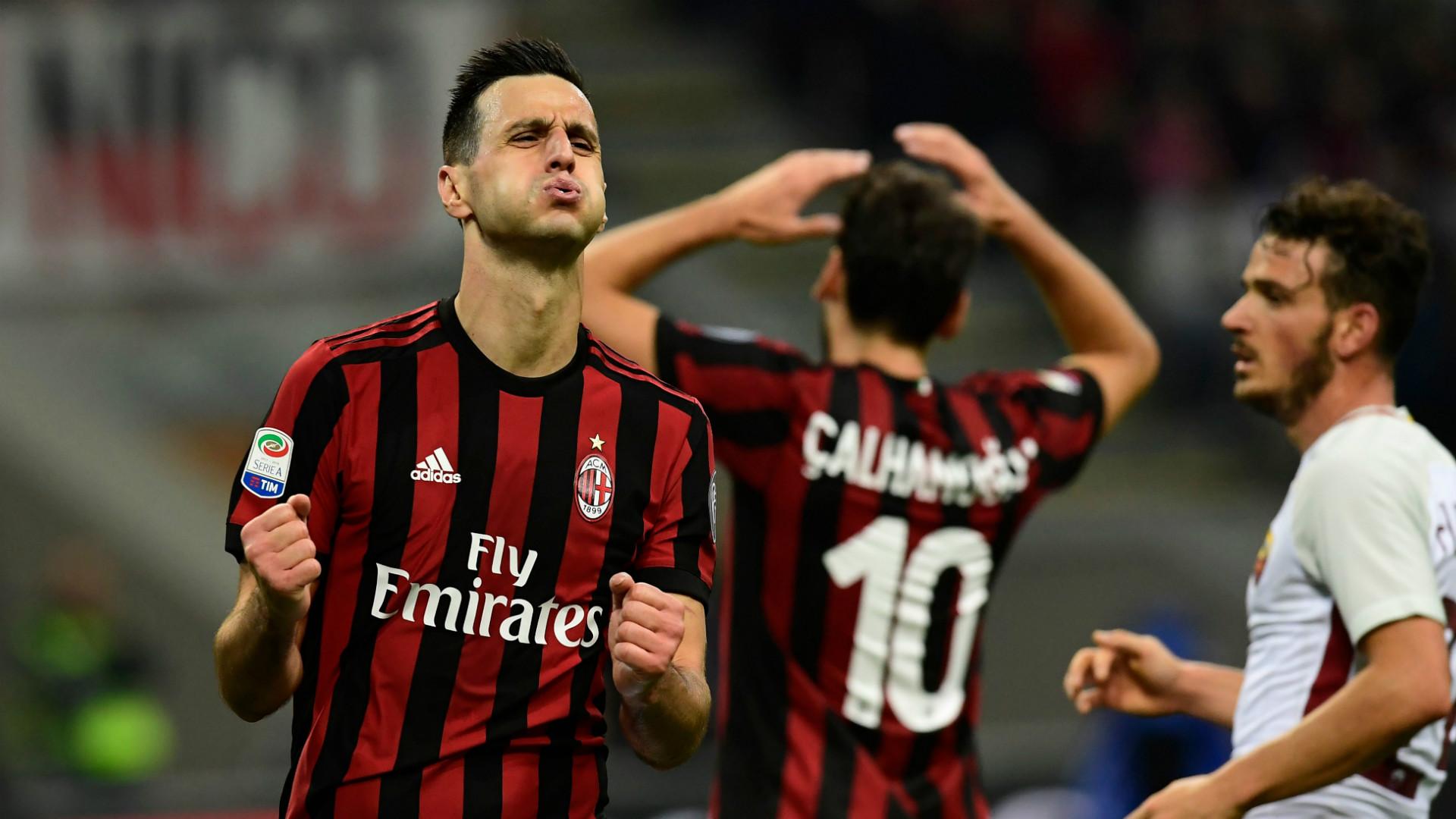 Nikola Kalinic AC Milan