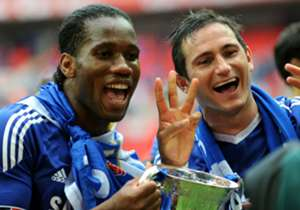 2. Didier Drogba has been voted Chelsea's best-ever player by the fans. That in itself speaks volumes of the impact he made at the London outfit. Capable of the spectacular at any given moment, Drogba scored 136 goals in 381 appearances for the Blues a...