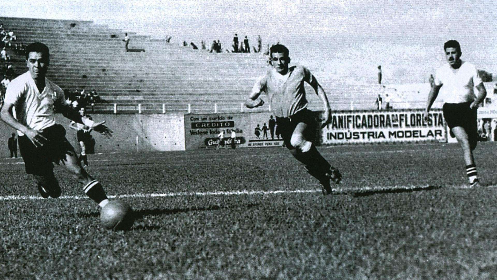 Uruguay Bolivia Copa del Mundo 1950