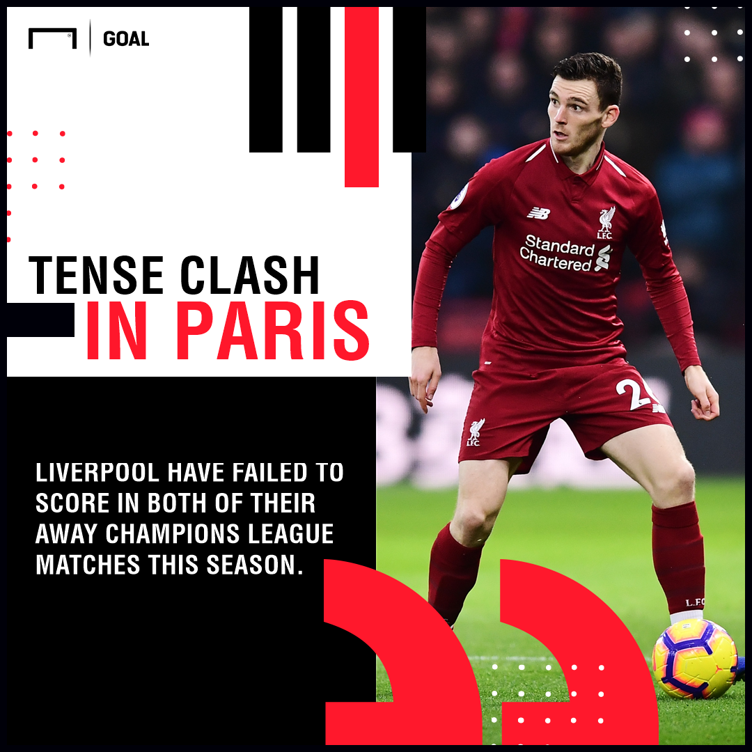 PSG Liverpool graphic