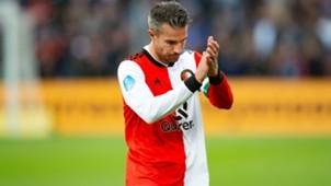 Robin van Persie Feyenoord Eredivisie 09302018
