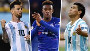 Hudson-Odoi: Maradona was great but I'm Team Messi!