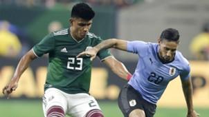 Jonthan Urretaviscaya Jesus Gallardo Uruguay Mexico 2018