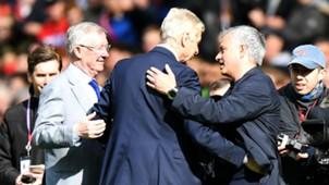 HD Wenger Ferguson Mourinho