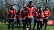 Lucas Alario River Plate entrenamiento 17072017