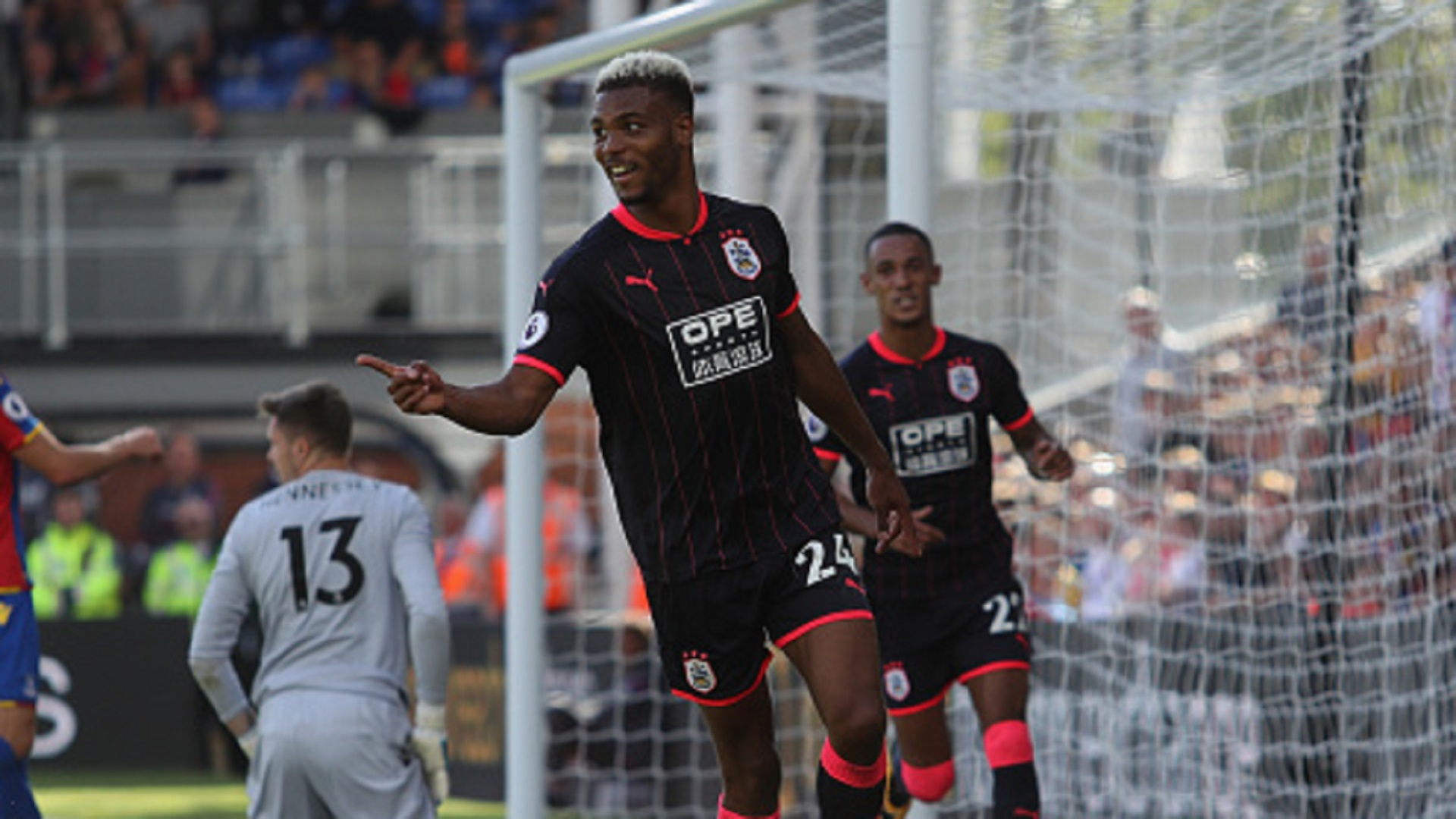 Crystal Palace's bad weekend gets worse with emergence of Wilfried Zaha picture