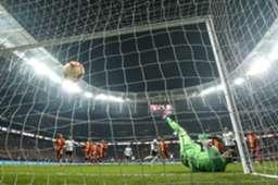 Adem Ljajic penalty goal vs Fernando Muslera Besiktas Galatasaray 02122018
