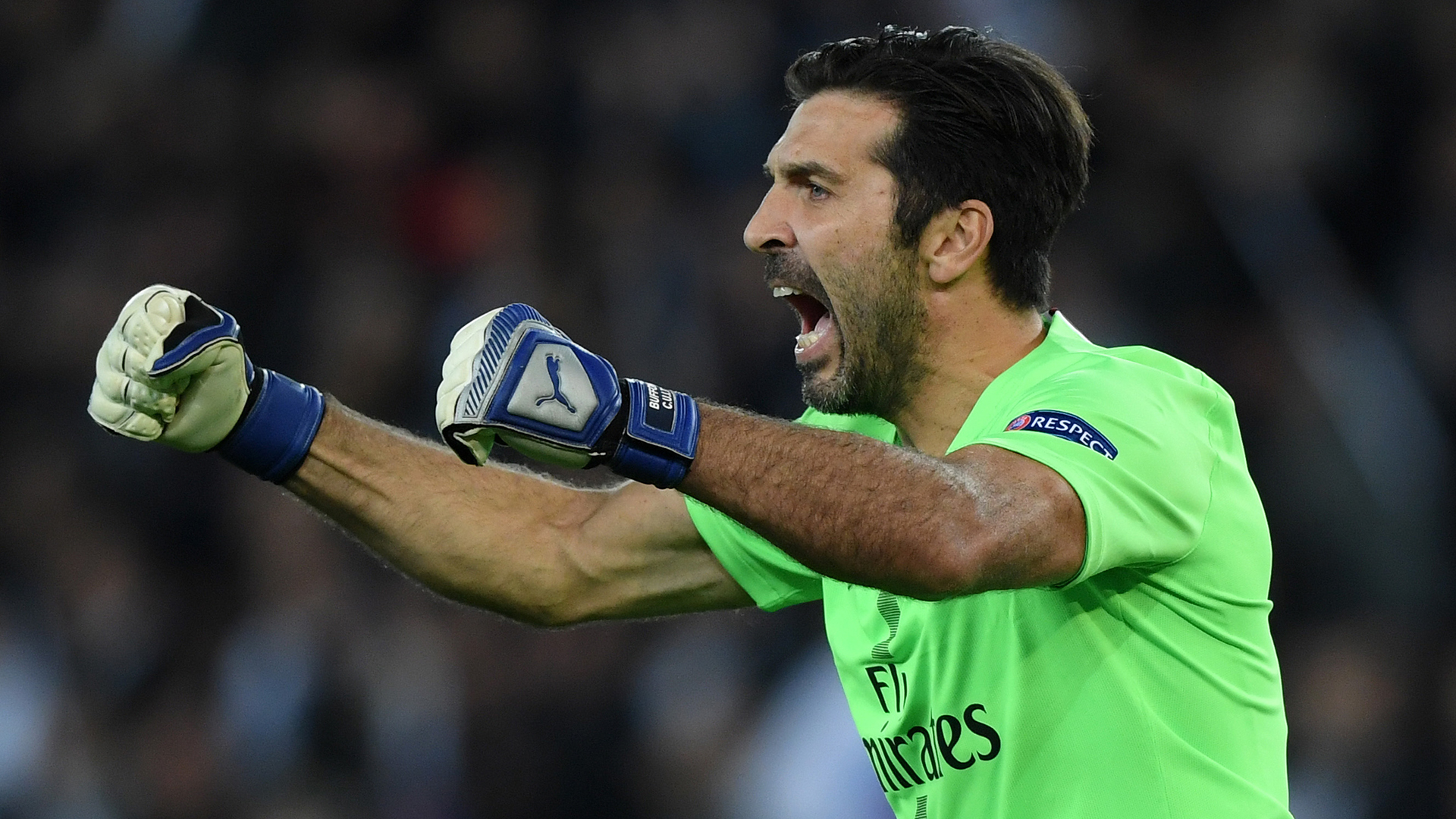 Gianluigi Buffon PSG 2018-19