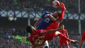 Emre Can Liverpool Ramiro Funes Mori Everton