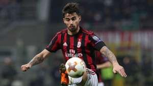 Suso AC Mailand 08032018