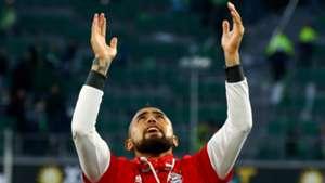 Arturo Vidal Bayern champion 290417