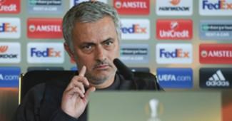 Jose Mourinho Manchester United Europa League