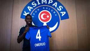 Kenneth Omeruo Kasimpasa