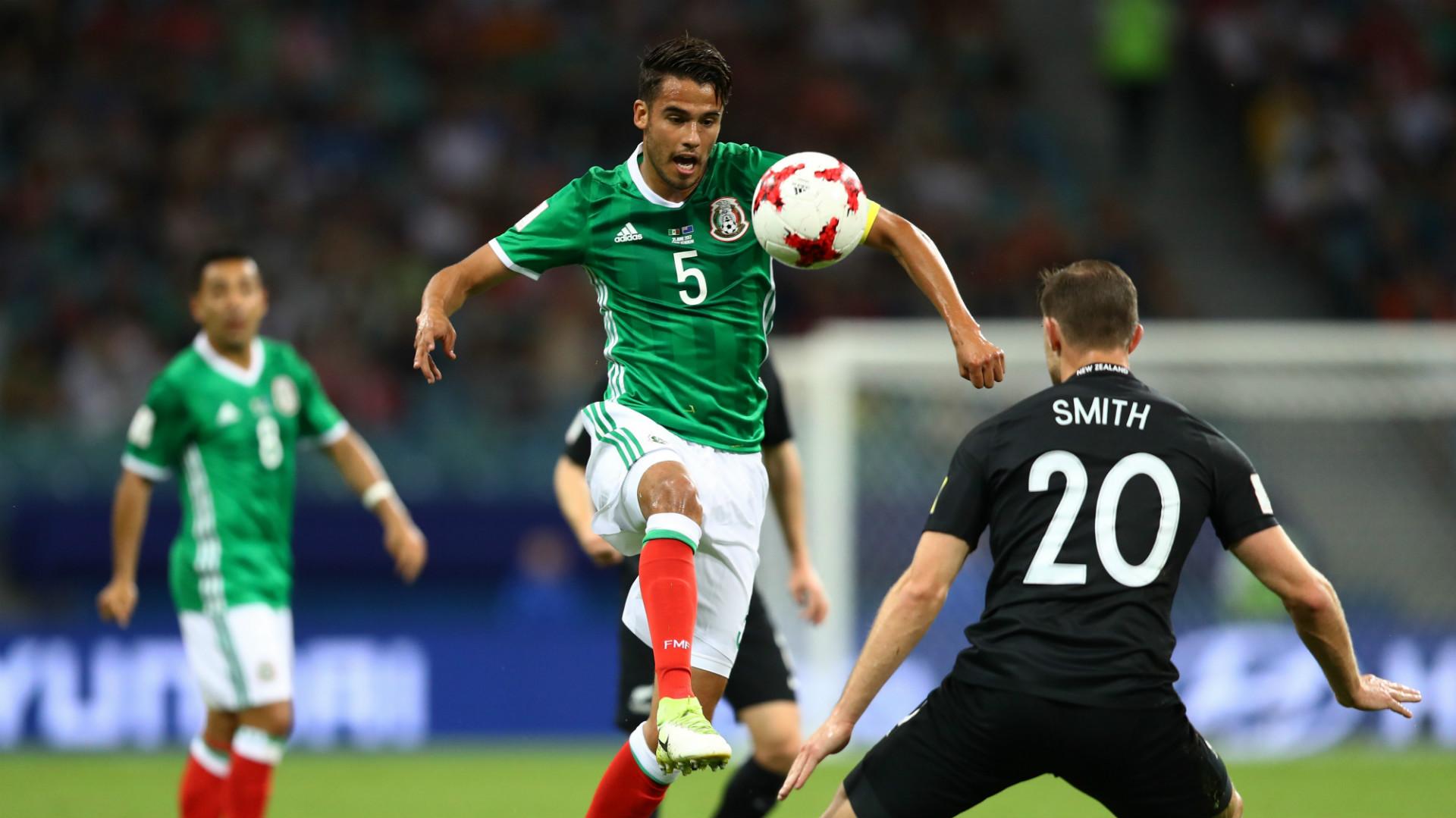 Diego Reyes Mexico Tommy Smith New Zealand