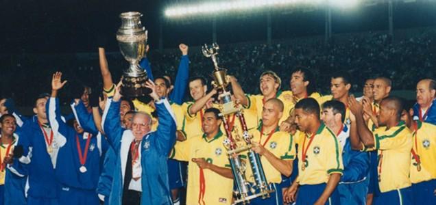 Brasil Copa das Confederações 1997