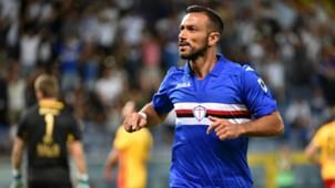 Fabio Quagliarella Sampdoria Benevento Serie A 08202017