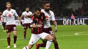 Suso Koffi Djidji Milan Torino Serie A