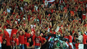 Suporter Fans Indonesia