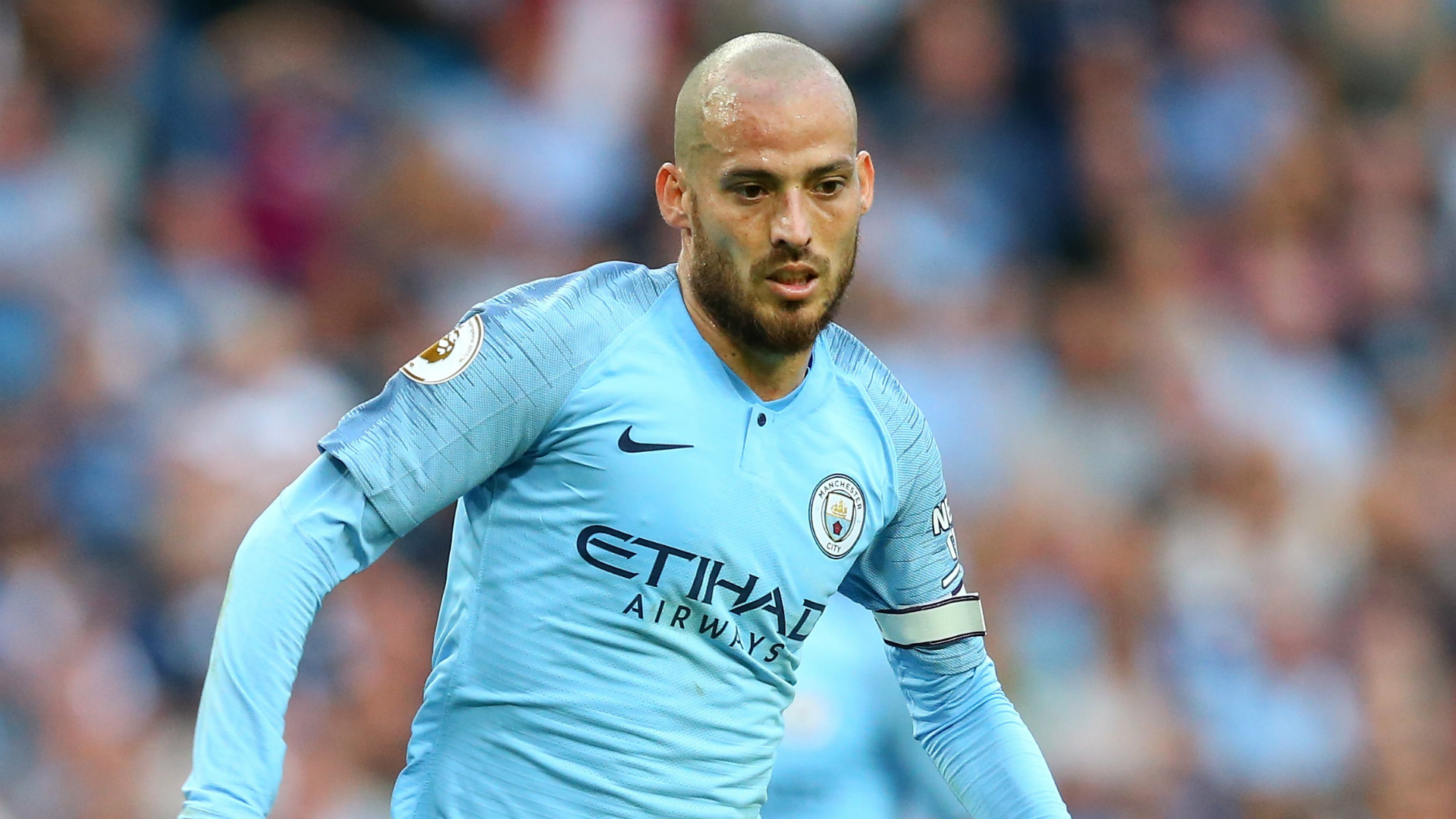David Silva reveals he expects to leave Manchester City in 2020