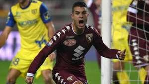 Iago Falque Torino Chievo Serie A 26112016