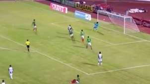 Gol Honduras 2