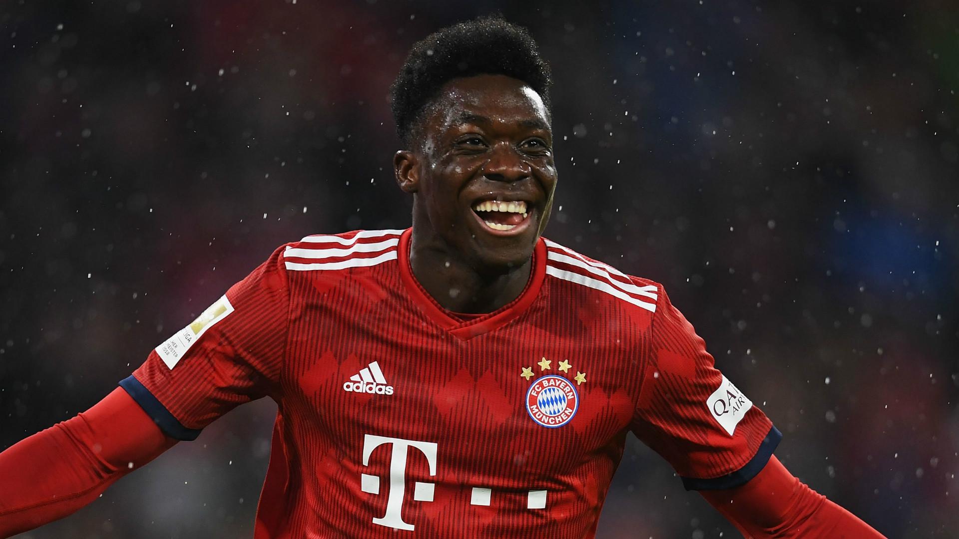 2018 Golf R Usa >> Bayern Munich transfer news: Alphonso Davies not fearing interest in Man City winger Leroy Sane ...