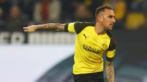 2018-11-24 Paco Alcacer Dortmund