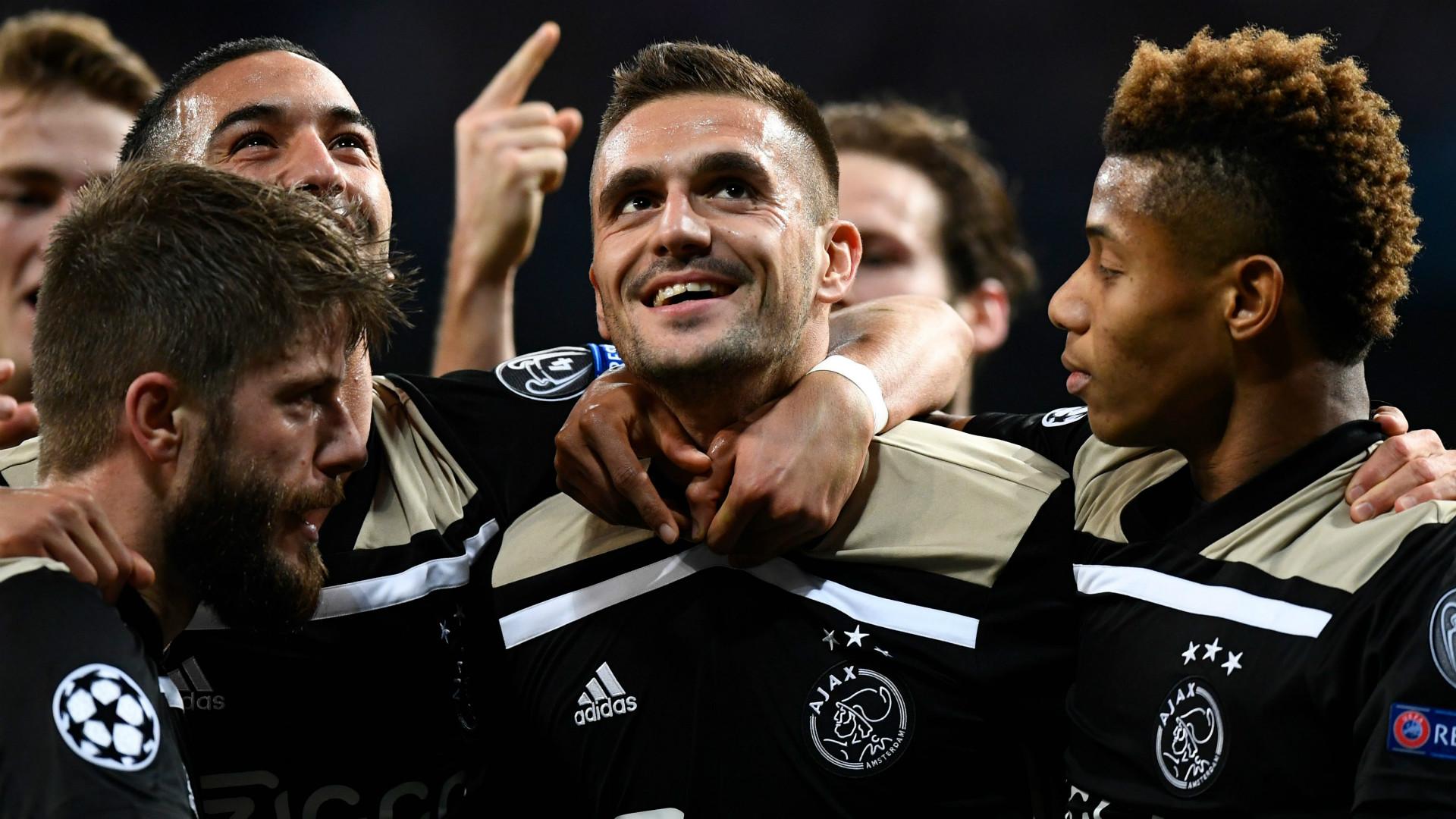 Dusan Tadic Ajax 2018-19