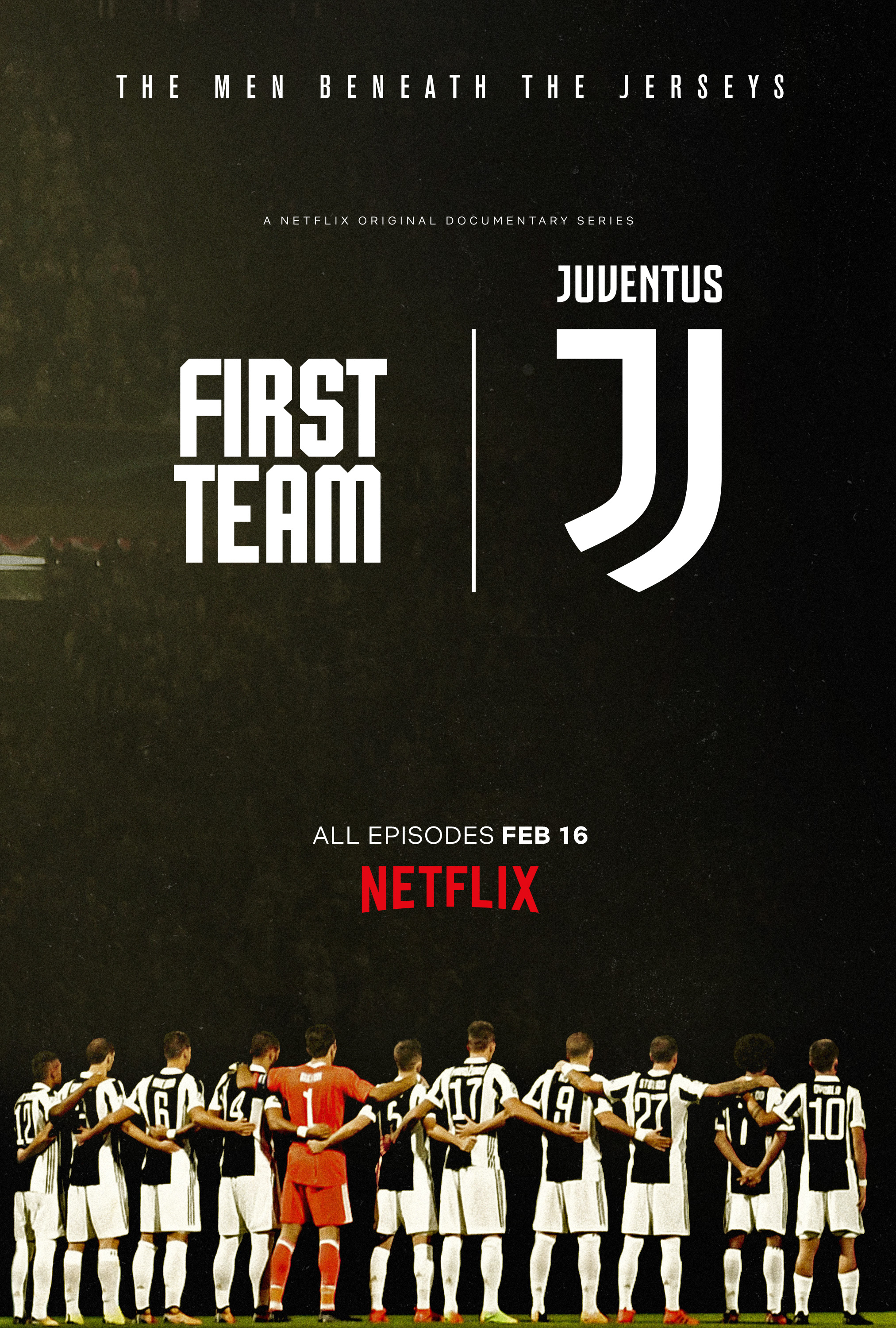 First Team Juventus Netflix