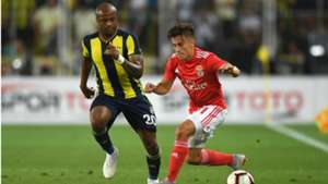 Andre Ayew - Fenerbache vs. Benfica, UCL qualifiers, August 15