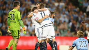Sydney FC v Melbourne Victory A-League 05112016