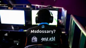 Msdossary7 Gfinity event