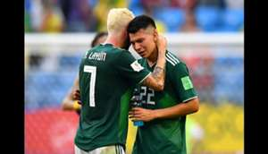 México Brasil Rusia 2018