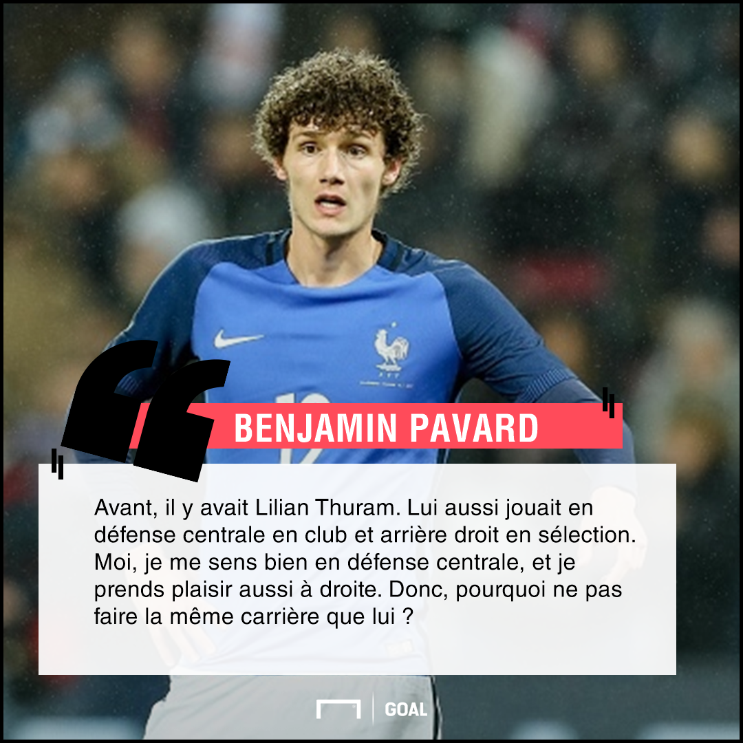 PS Benjamin Pavard
