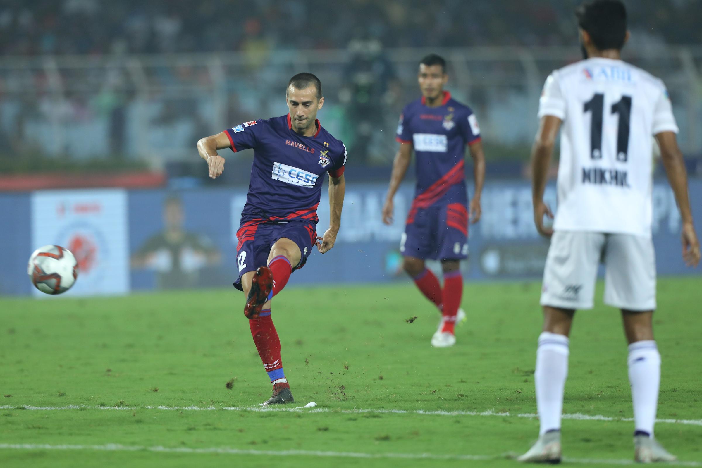 ATK FC Pune City ISL 2018-19