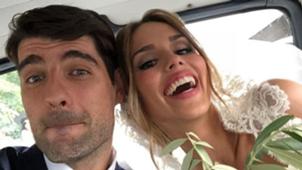 vedran corluka - wife franka - 21072018