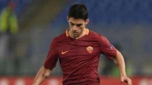 Diego Perotti Roma Villarreal UEFA Europa League 02232017