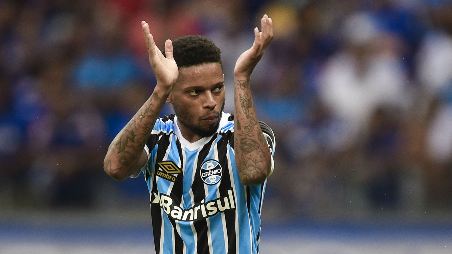 Depois de ficar fora por 2 meses, André volta a ser opção no Grêmio