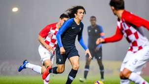 Matteo Guendouzi France U21